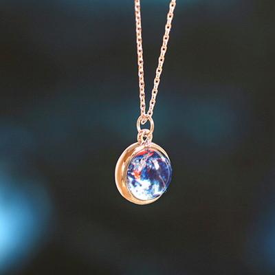 행성목걸이 3th - 지구(Earth)