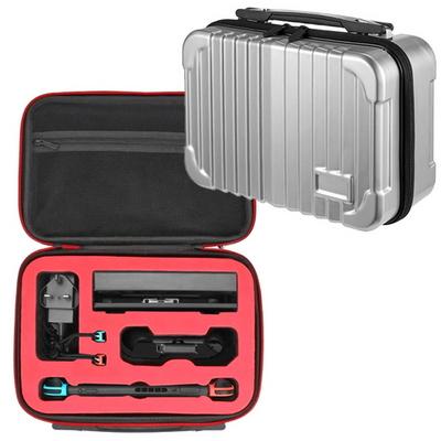 SNAPCASE 닌텐도스위치 크롬실버 수납가방 케이스