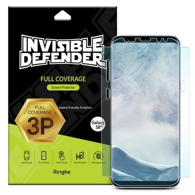 갤럭시S8 플러스 링케 ID 풀커버 액정보호필름 (2매입)