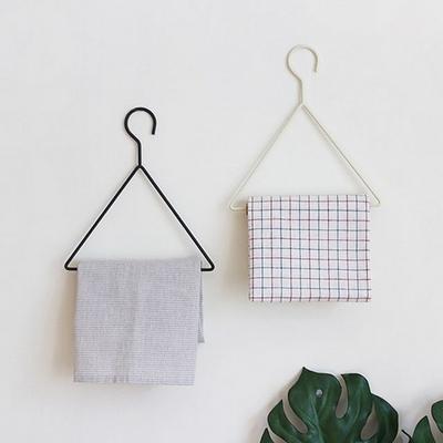 빈티지 삼각수건걸이(2color)