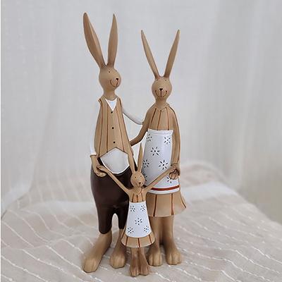 토끼 가족