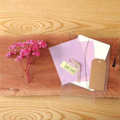 안개꽃 미니꽃다발만들기 DIY