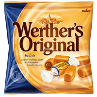 독일 수입캔디 웨더스오리지널 이클레 (카라멜 초콜릿)