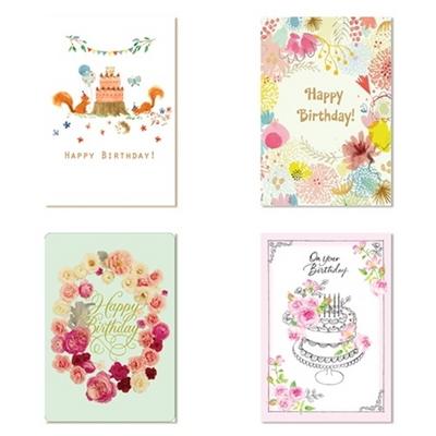 생일 축하 카드 8종