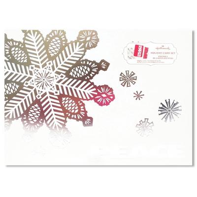 홀마크 크리스마스 카드 세트 - PX6197