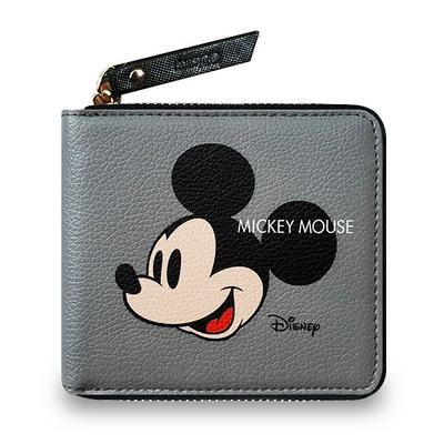 디즈니 미키마우스-지퍼반지갑