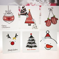 모던 크리스마스 미니세트 12종set (FS511)