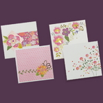 꽃을그대에게 mini card 9종 (FT313b)