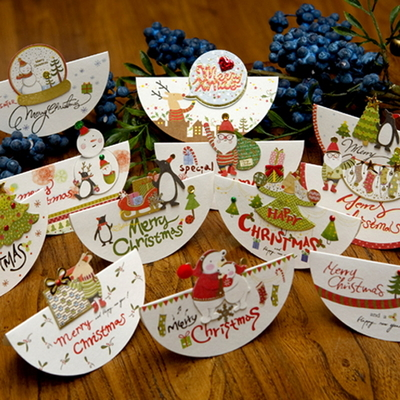 Christmas 미니카드set (FS505)