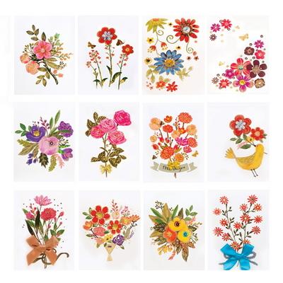 꽃카드 FT50477 (12종세트상품)