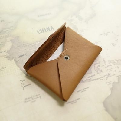 편지봉투형 카드케이스 (아라비아샌드)