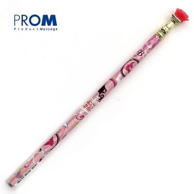 PROM 팬시 장미 연필