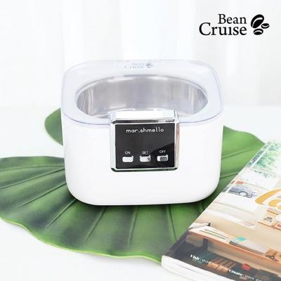 마시멜로 가정용 초음파 안경 세척기 BCUC-750