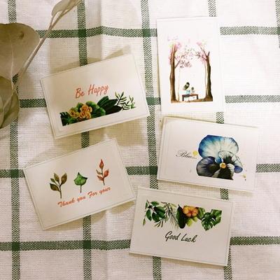 꽃그림 마감스티커(10장)