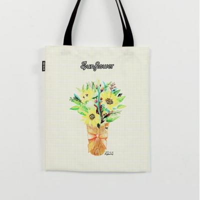 sunflower 에코백 by 이그린(273042)