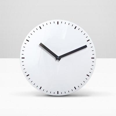 리플렉스 심플 미니멀디자인 무소음벽시계 KAR40
