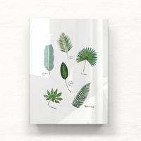 초록식물 보태니컬디자인 아크릴 액자by포포(370003)