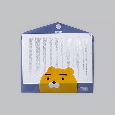 카카오프렌즈 봉투 파일