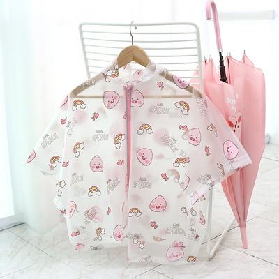 카카오프렌즈 리틀 판초 우비 아동 비옷