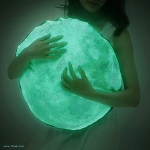 빛을품은달  MOONLIGHT CUSHION (야광달 문라이트 허그쿠션)
