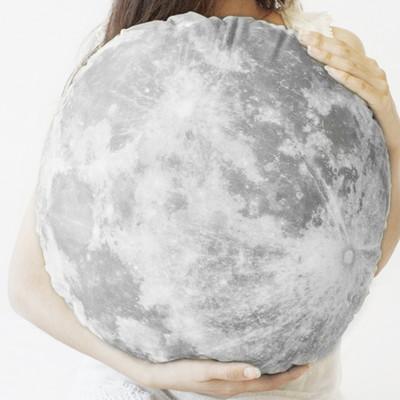 허그문 MOON HUG (보름달 천체사진 쿠션)