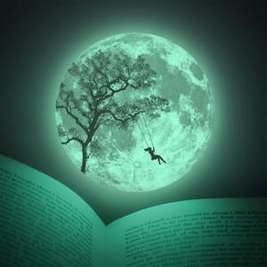달빛꿈 MOONLIGHT DREAM (야광달 스티커 Special Edition)