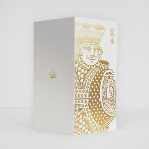 KING THANK YOU CARD ( 골든킹 감사카드 )