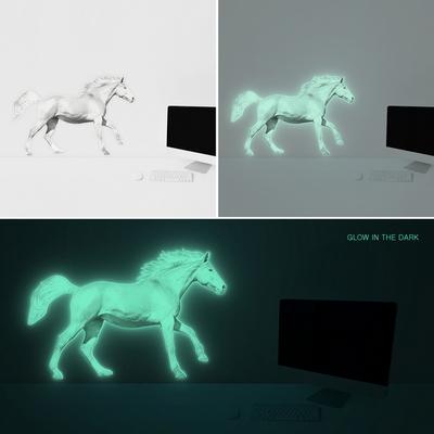 달빛백마 MOONLIGHT HORSE ( 야광 말 월데코 )