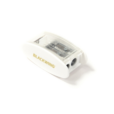 팔로미노 블랙윙 롱포인트 연필깎이 화이트