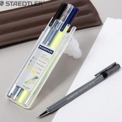 스테들러 트리플러스 오피스 세트 (0.5mm샤프 파인라이너 볼펜 형광펜)