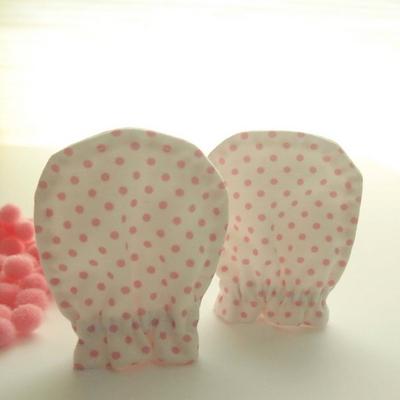 날아라미쎄스깡 오가닉 도트 핑크 배냇저고리 세트 만들기 태교