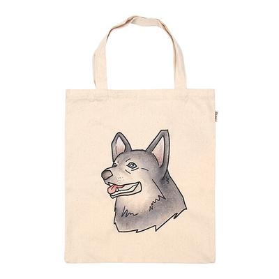 블랭코 컬러링 토트백M (강아지)