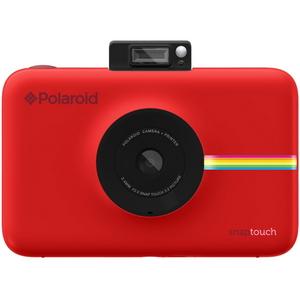 폴라로이드 스냅터치 레드 - 디지털카메라 포토프린터