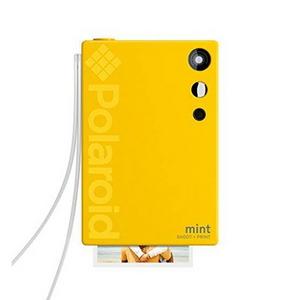 폴라로이드 디지털 즉석카메라 민트(MINT) 옐로우