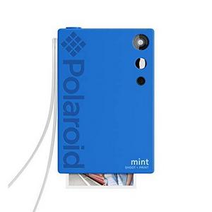 폴라로이드 디지털 즉석카메라 민트(MINT) 블루