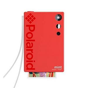 폴라로이드 디지털 즉석카메라 민트(MINT) 레드
