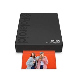 폴라로이드 Mint Printer 스마트폰 포토프린터 블랙