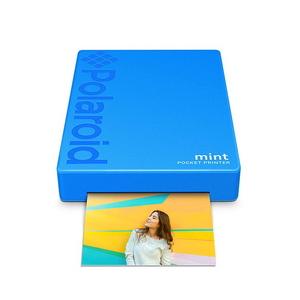폴라로이드 Mint Printer 스마트폰 포토프린터 블루