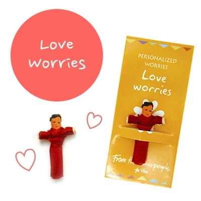 Love Worries 꼬마 전문가 걱정인형