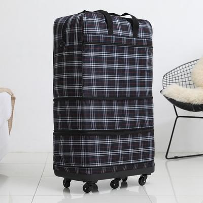 앙뜨레 SH-자가드 고급 3단 이민가방 여행가방 유학용