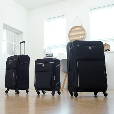 S7009 중형 24형 여행가방 저소음 4휠 여행용 캐리어 중형가방