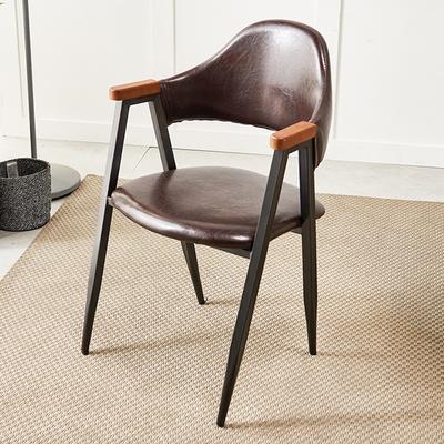 디비젼 철제 식탁 의자