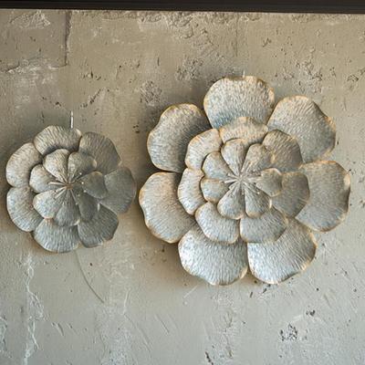 JD6-31 빈티지 꽃잎 벽장식