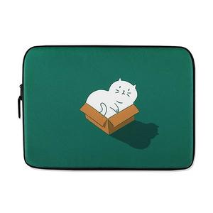 Cat in the box  (14-15형)_노트북파우치