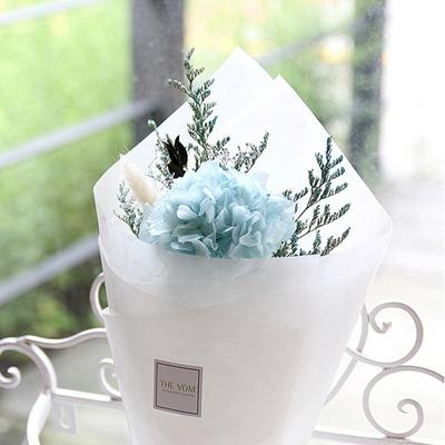 블루수국꽃다발
