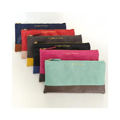 LINN POUCH and PENCILCASE _N (2COLOR)