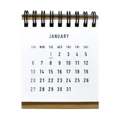 2016 MINI PLANNING CALENDAR_ kraft