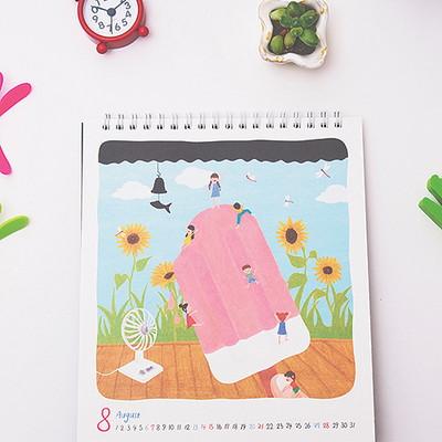 Tiny Life 2016 Calendar