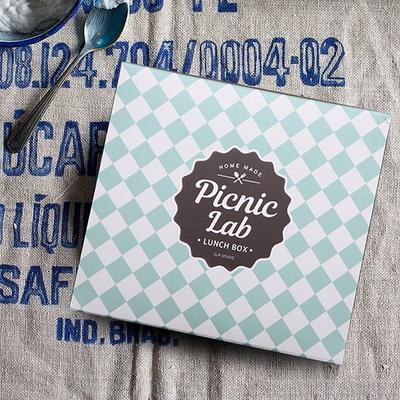 Picnic Lab Lunch Box (단품)