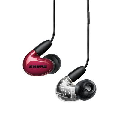 SHURE AONIC5 사운드 아이솔레이팅 이어폰(3color)